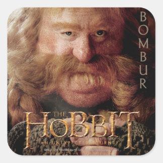 Limited Edition: Bombur Square Sticker