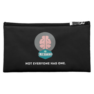 Limited Edition Brain Makeup Bags