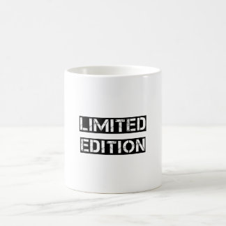 Limited Edition Coffee Mug