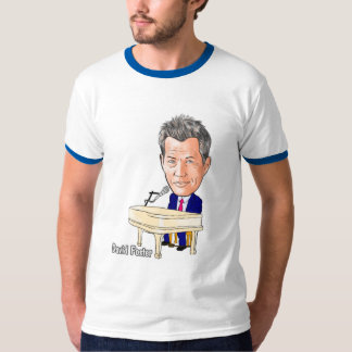 Limited Edition - David Foster Caricature T-Shirt