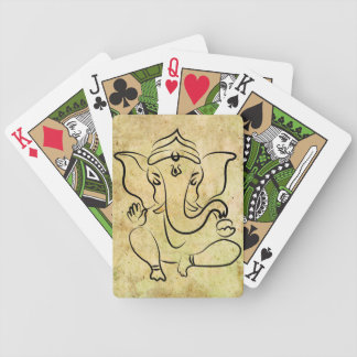 """Limited Edition """"Ganesha"""" Bicycle Cards Bicycle Playing Cards"""