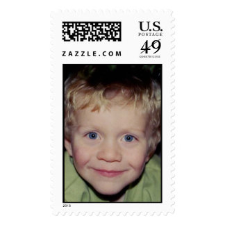 Limited Edition Jacob McGhinnis Stamp
