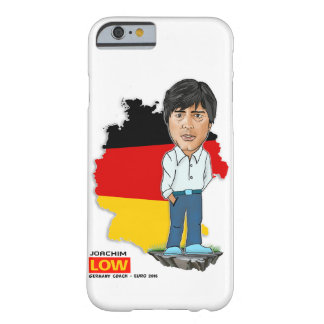 Limited Edition-Joachim Caricature Barely There iPhone 6 Case