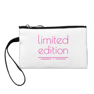 Limited Edition - One of a Kind Coin Wallet