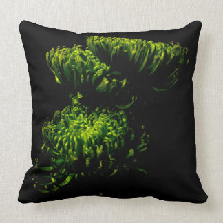 limited Edition Print Green Cushion