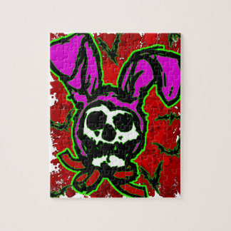 LIMITED EDITION PSYCHO BUNNY PUZZLE