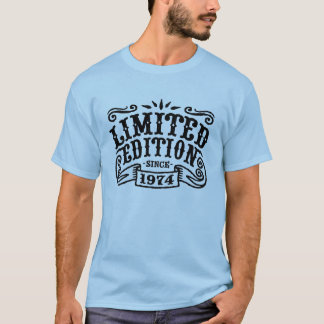 Limited Edition Since 1974 T-Shirt