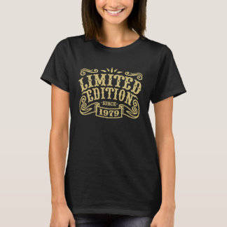 Limited Edition Since 1979 T-Shirt