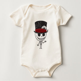 Limited Edition: Skelly Baby Bodysuit