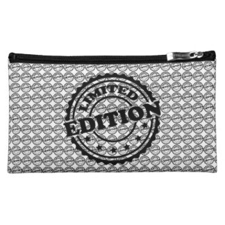 Limited Edition stamp Cosmetic bag