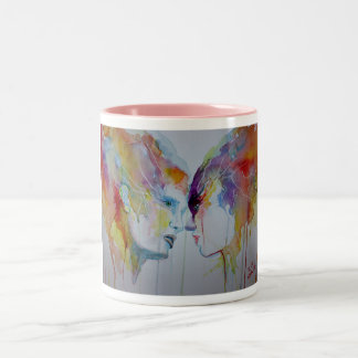 limited edition unnamed two girls - one cup