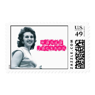 Limited Edition WANDA Stamp! Postage