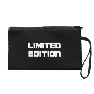 Limited Edition Wristlet Purse
