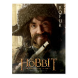 Limited EditionArtwork: Bofur Postcard