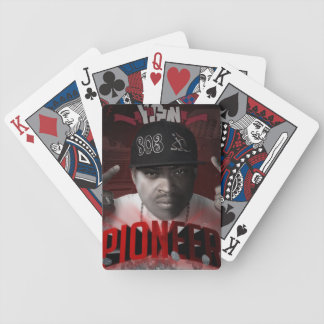 Limited Edtion PIONEER Playing Cards