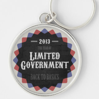 Limited Government 2013 Keychain