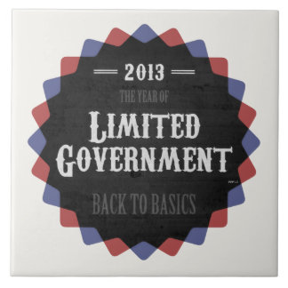 Limited Government 2013 Tiles