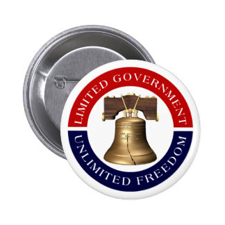 Limited Government - Button