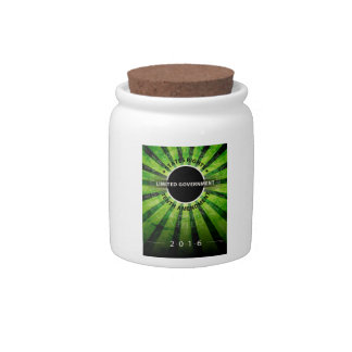 Limited Government Candy Jar