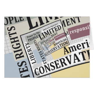 Limited Government Card