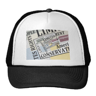 Limited Government Trucker Hat