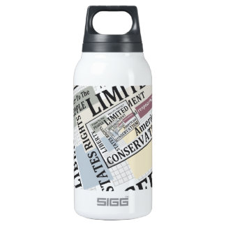Limited Government Insulated Water Bottle