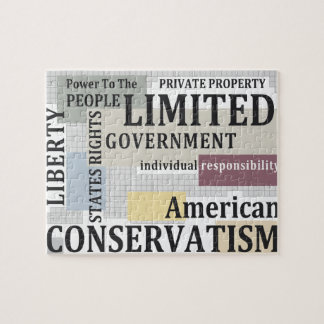 Limited Government Jigsaw Puzzle