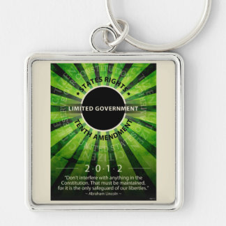 Limited Government Keychain