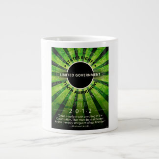 Limited Government Large Coffee Mug