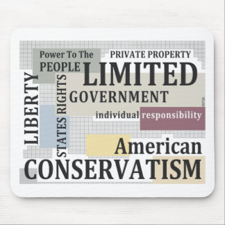Limited Government Mouse Pad