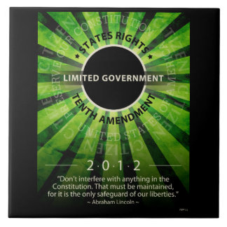 Limited Government Tile