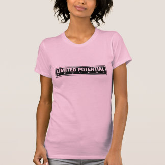 Limited Potential Records Girlie T-Shirt