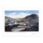Limited Rail, Horseshoe Curve Post Card