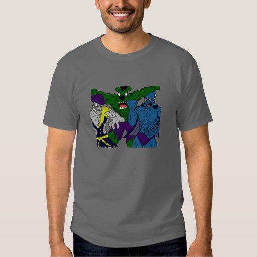 Limited Super Trio Shirt
