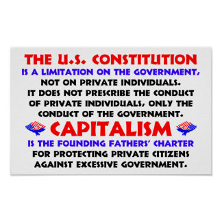 Limiting Government Poster