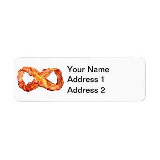 Limitless Bacon Return Address Labels