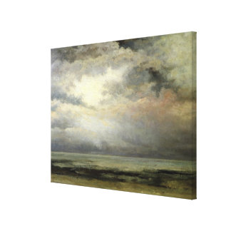 L'Immensite Canvas Print