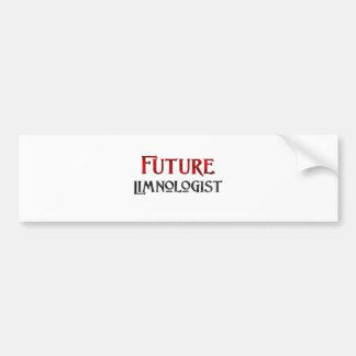 Limnologist futuro pegatina para auto