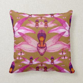 Limodorum avortivum pillows