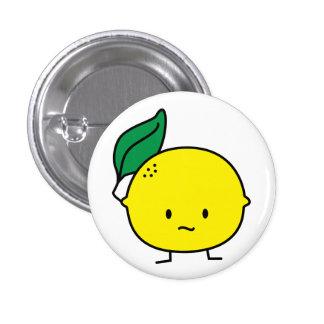 Limón amargo pin
