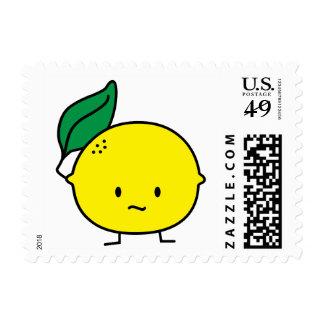 Limón amargo franqueo