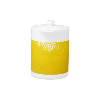 Limón amarillo brillante