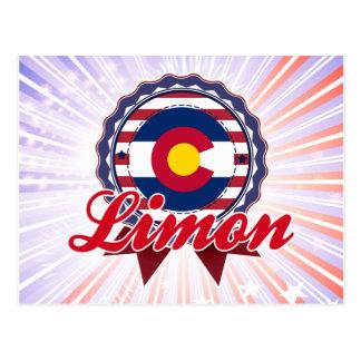 Limon, CO Post Card