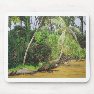 Limon, CostaRica Painting Mouse Pad