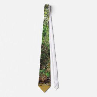 Limon, CostaRica Painting Tie