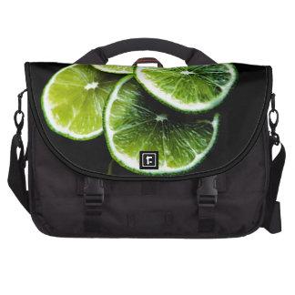 limón de la cal bolsas para ordenador