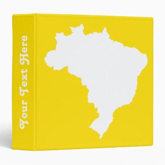"""Limón el Brasil festivo en Emporio Moffa Carpeta 1 1/2"""""""