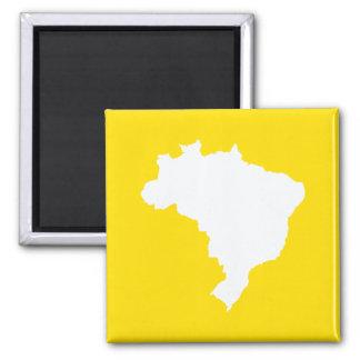 Limón el Brasil festivo en Emporio Moffa Imán Cuadrado