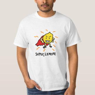 ¡Limón estupendo! camiseta Polera