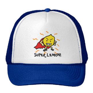 ¡Limón estupendo! gorra del camionero